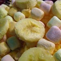 Ambrosia Marshmallow & Fruit Salad